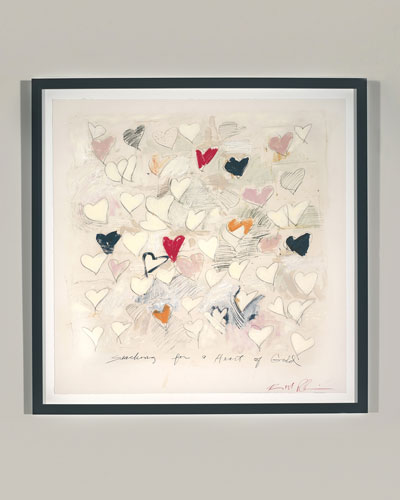 Searching For A Heart of Gold Giclee Wall Art by Robert Robinson