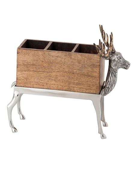 Elk Utensil Caddy