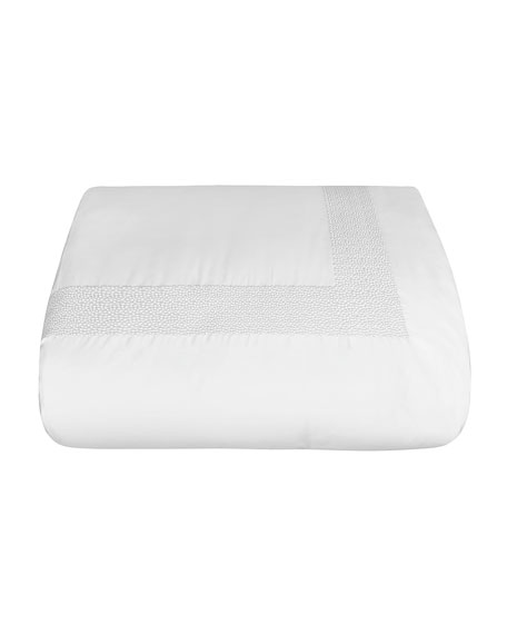 Pearls Queen Duvet Cover