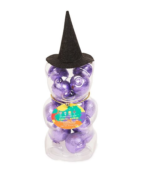 Dylan's Candy Bar Halloween Witch Gummy Bear