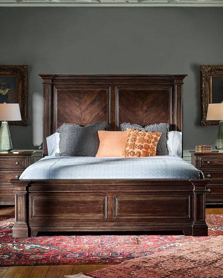 Gustafson Queen Bed