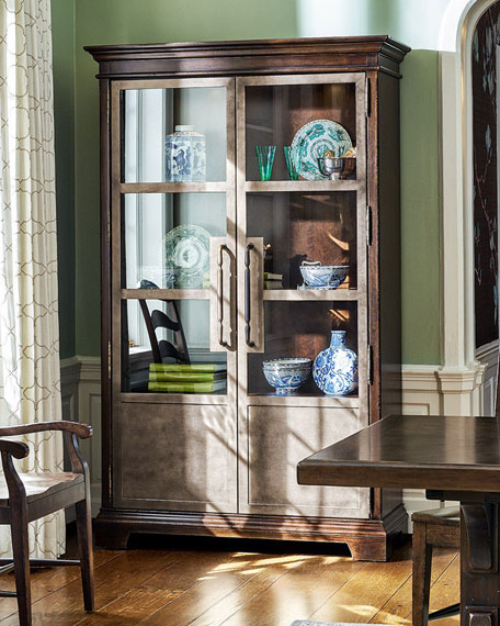 Gustafson Display Cabinet