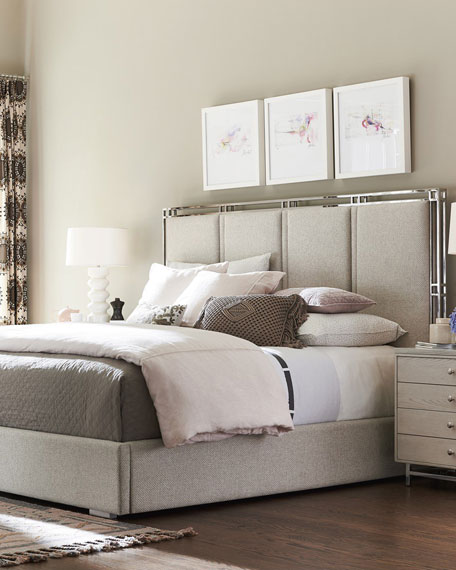 Cibo Upholstered Queen Bed