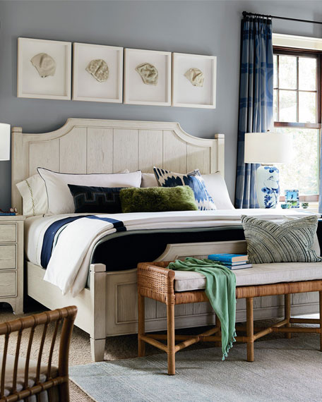 Southport King Bed