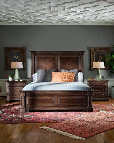 Gustafson King Bed