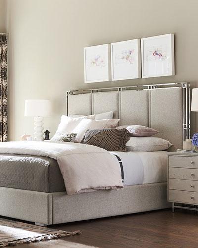 Cibo Upholstered King Bed