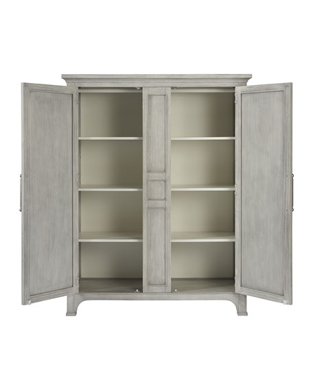 Reyes Wide Utility Cabinet