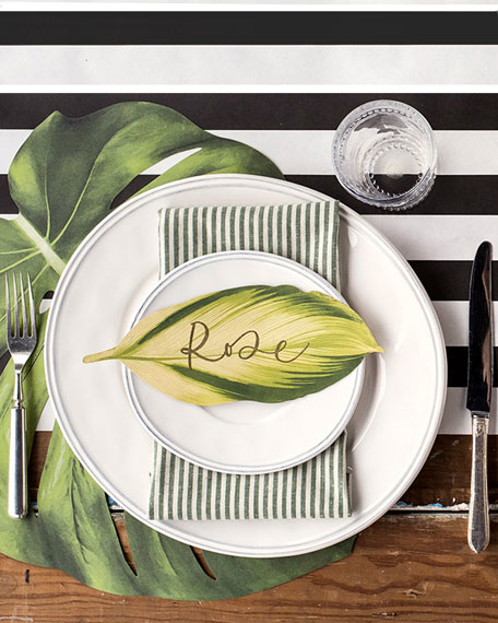 Hester & Cook Tropical Paper Table Setting Decor
