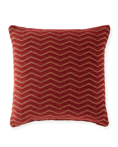 Panorama Zigzag Pillow  20