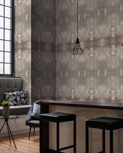 Ghost Wallpaper Panels Sample