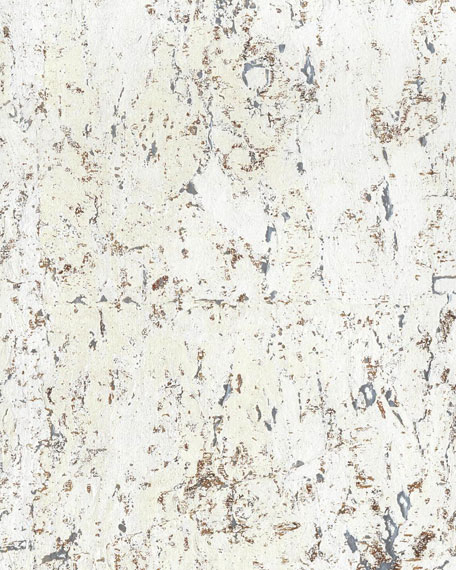 York Wallcoverings Cork Wallpaper
