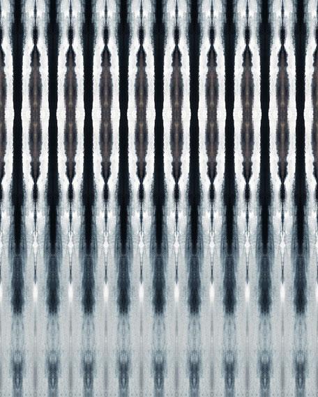 Grounded Wallpaper Panels Sample