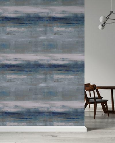 Beneath Horizon Wallpaper Panels Sample