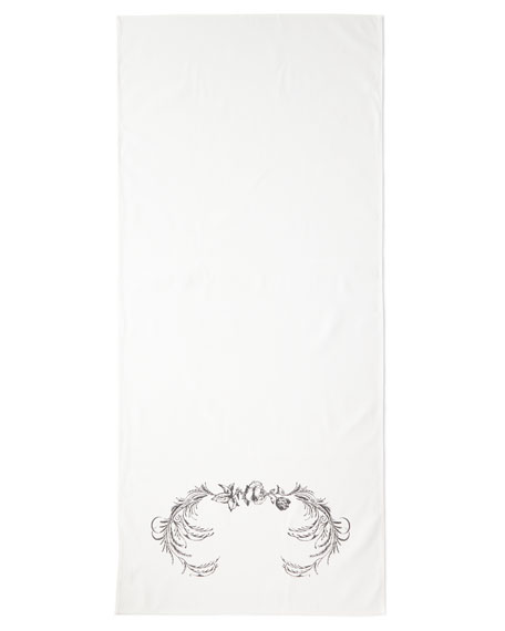 Blank Table Runner