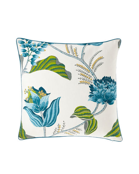 "Sylvie Pillow, 22""Sq."