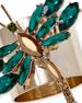 Dragonfly Napkin Rings, Set of 2