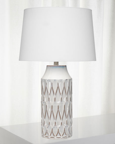 Dalia Ceramic Table Lamp