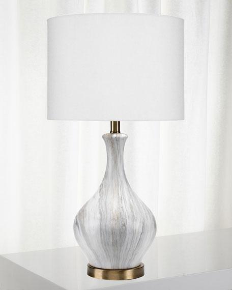 Mila Ceramic Table Lamp