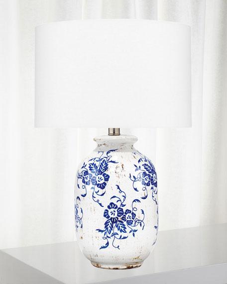 Ruth Ceramic Table Lamp