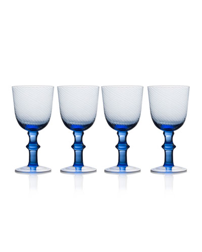 Avalon Goblets  Set of 4