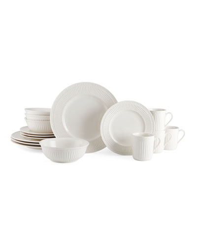 16-Piece Italian Countryside Dinnerware Set