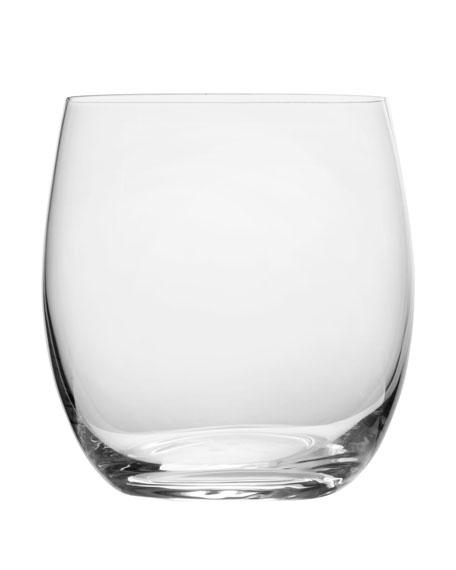 Stiletto Double Old Fashioned Glasses, Set of 6