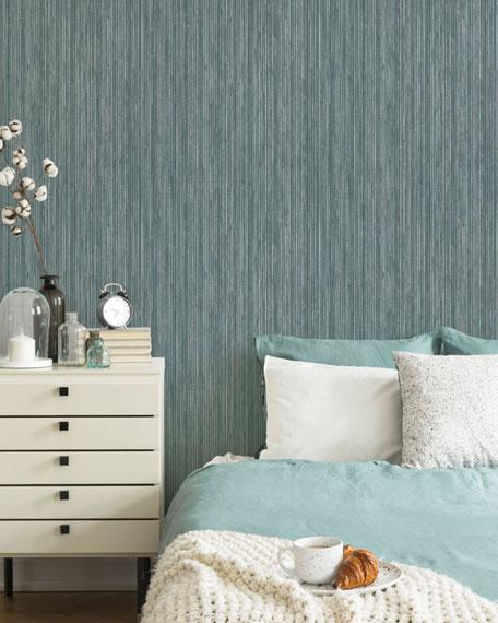 Tempaper Grasscloth Removable Wallpaper