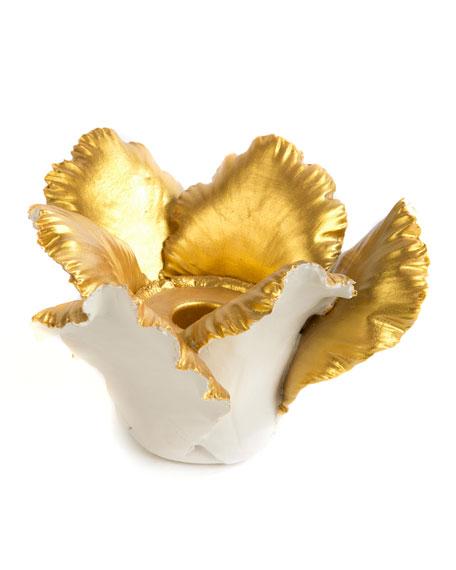 Daffodil Candle Holder