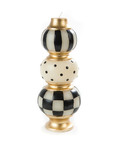 Finial Candle