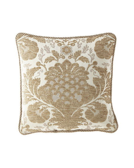 "Everleigh Pillow, 20""Sq."