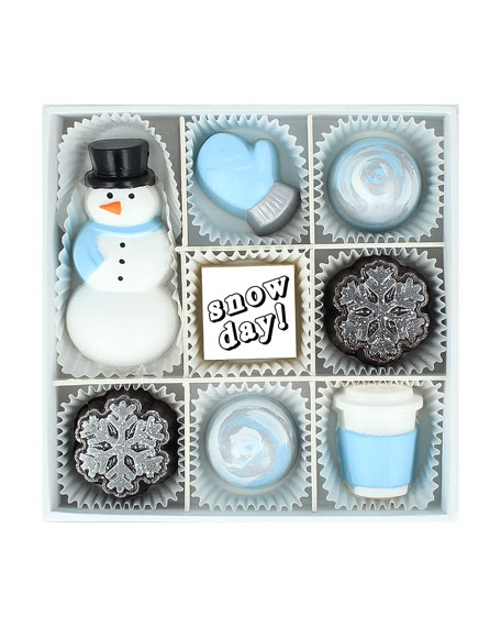 Maggie Louise Snow What Fun Chocolate Gift Box