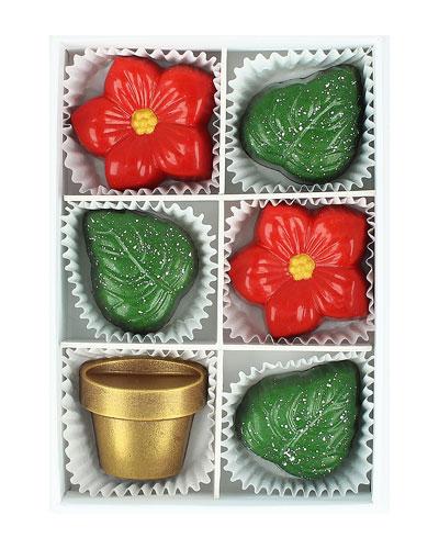 Winter Blooms Chocolate Gift Box