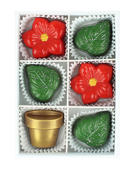 Winter Blooms Chocolate Gift Box