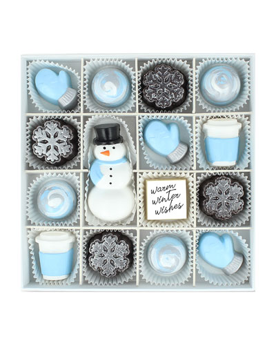 Blizzard Bliss Chocolate Gift Box