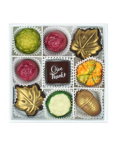 Hello  Autumn! Chocolate Gift Box