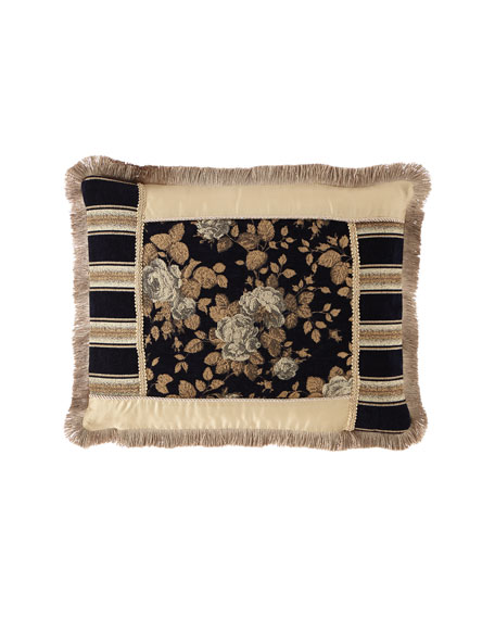 Juniper Pieced Boudoir Pillow