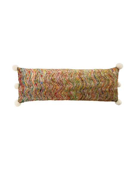Sunita X Long Bolster Pillow