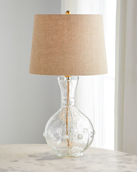 Augustine Glass Table Lamp