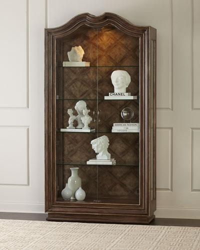 Woodlands Display Cabinet