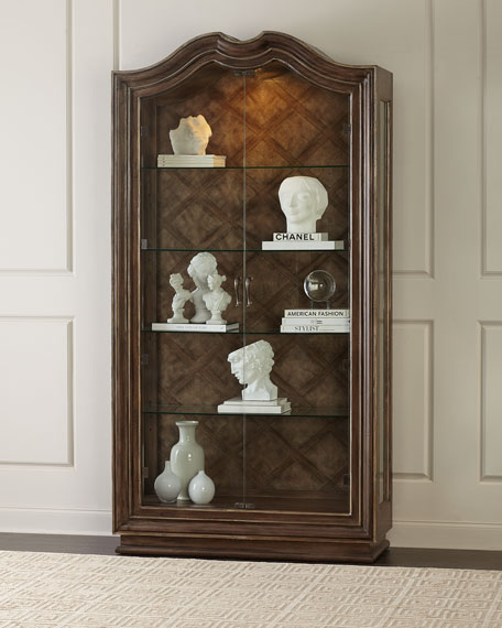 Hooker Furniture Woodlands Display Cabinet