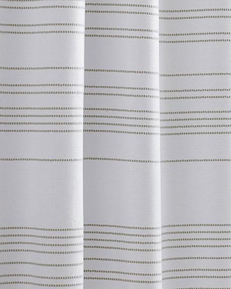 Irregular Stripe Shower Curtain