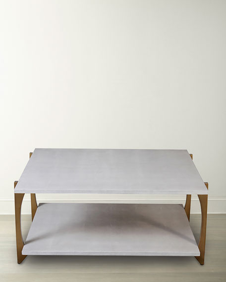 Andrews 2-Tier Coffee Table
