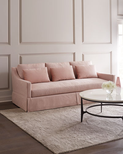 Albion Skirted Sofa  89