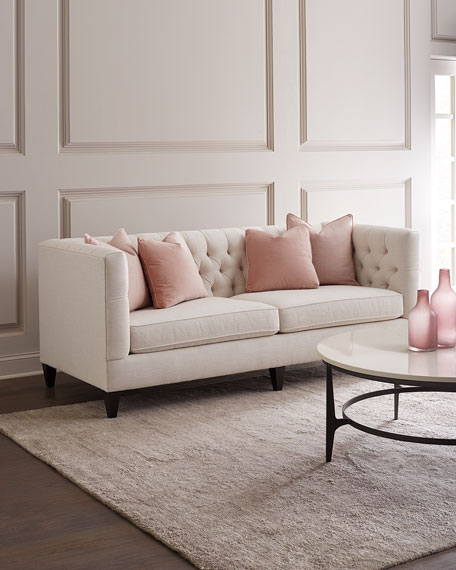 Beckett Tufted Back Sofa, 83""