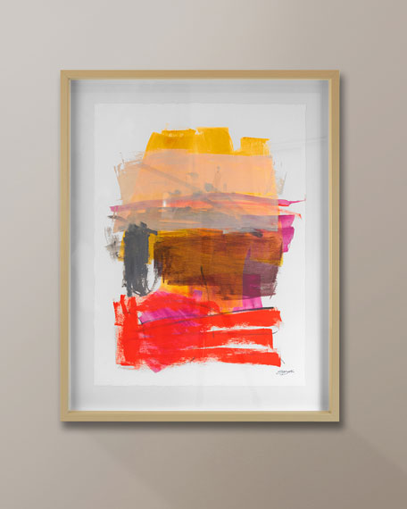 """Solstice Study 1"" Archival Digital Print by Sheryn Bullis"