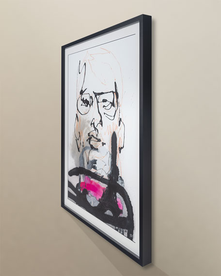"""Blind Portraits 7"" Giclee"
