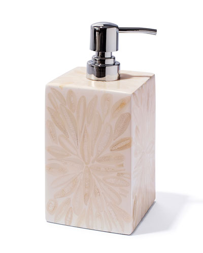 Light Almendro Soap Dispenser