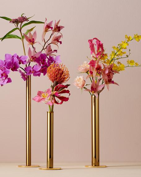 Lilio Bud Vases, Set of 3