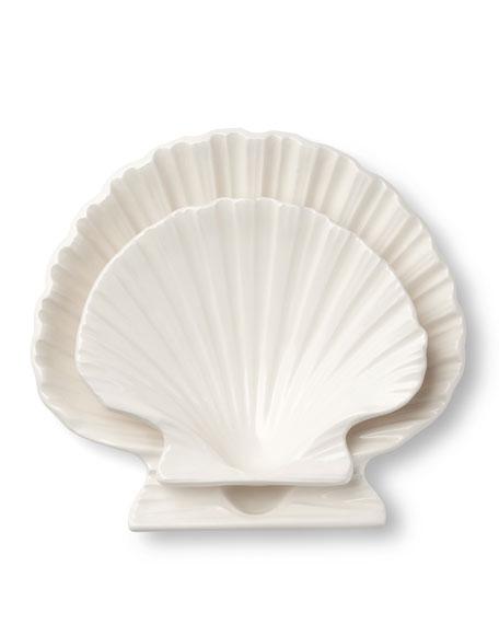 Shell Medium Platter
