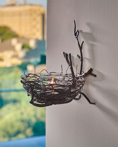 Guido Nest Candle Holder